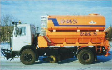 Машина дорожно-комбинированная КО 806-20