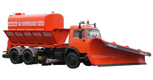 Машина дорожно-комбинированная КО-829Б1