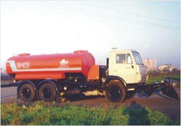 Машина дорожно-комбинированная КО 823-03