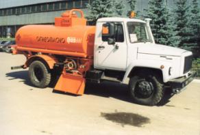 Автотопливозаправщик АТЗ 36135-011