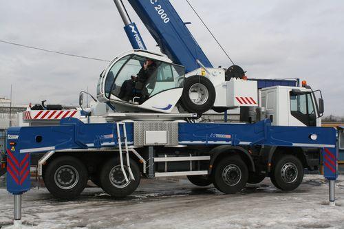 Автокран TCM (Италия) TCM C2000