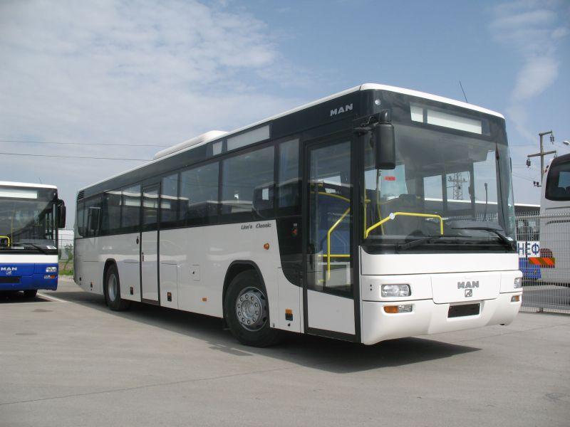 Автобус МAN A72 LION'S CLASSIC U