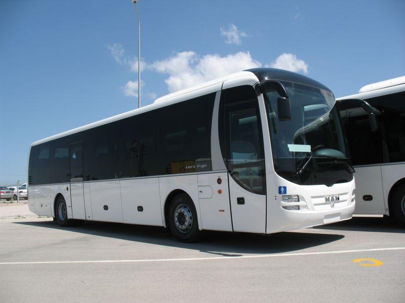 Автобус МAN R12 LION'S REGIO