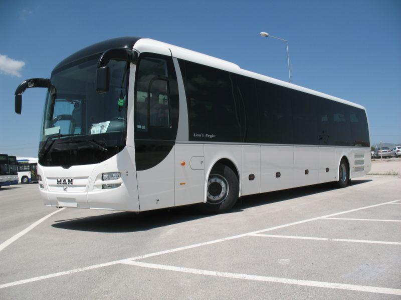 Автобус МAN R14 LION'S REGIO С
