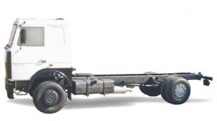 Шасси 4х2 МАЗ 5336А5-340