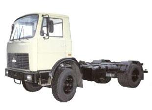 Шасси 4х2 МАЗ 5337А2-370 (-380)