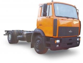 Шасси 4х2 МАЗ 5337А2-340 (-346)