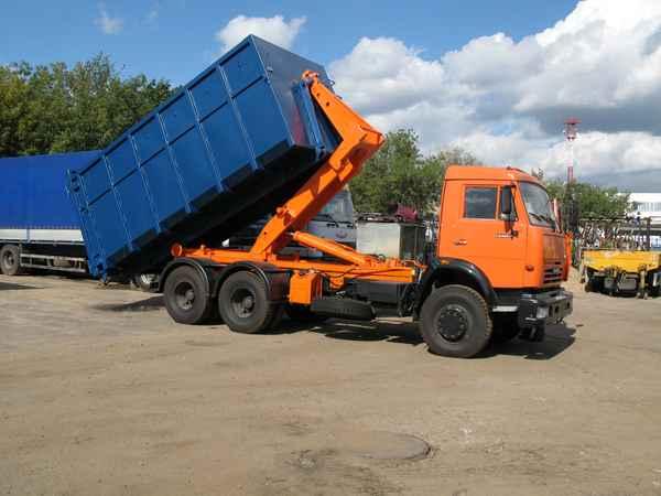 Мультилифт АС-14 (63370С) на шасси КАМАЗ 65115