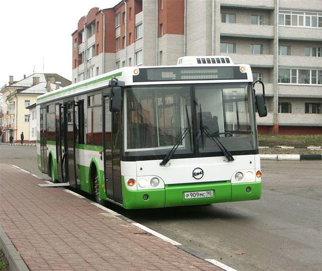 Автобус ЛиАЗ 52922 низкопольный