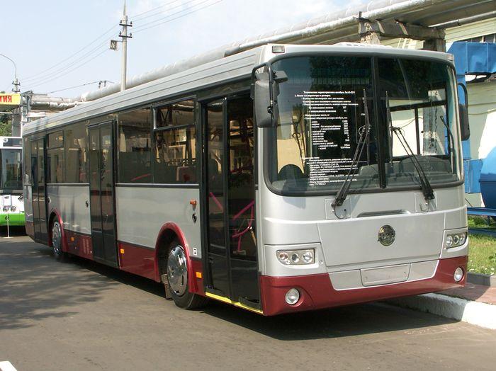 Автобус ЛиАЗ 529353