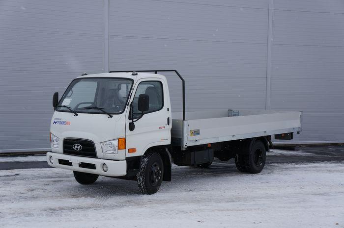 Фургон бортовой 4х2 Hyundai HD 78
