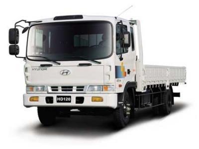 Фургон бортовой 4х2 Hyundai HD 120