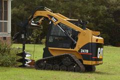 Фронтальный погрузчик Caterpillar 247B Series 2