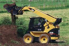 Фронтальный погрузчик Caterpillar 262C (XPS)
