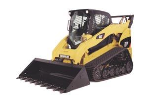 Фронтальный погрузчик Caterpillar 287C (XPS)