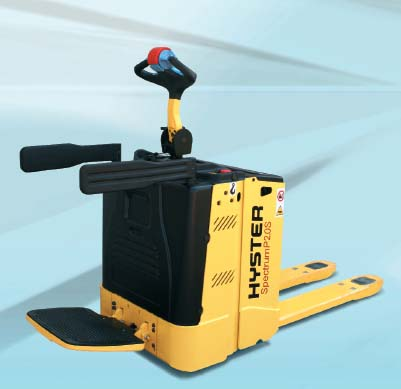 Электротележка HYSTER P2.0S