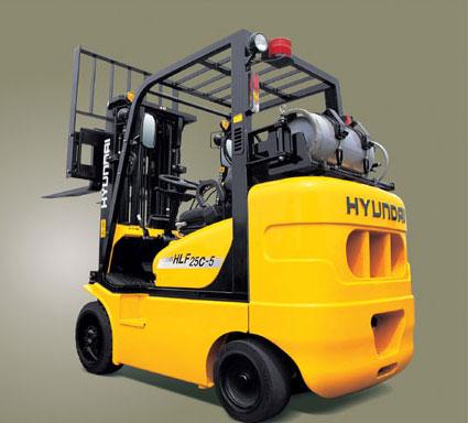 Вилочный погрузчик Hyundai HLF30C-5