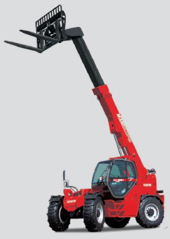 Телескопический погрузчик Manitou MHT 10210 L Turbo