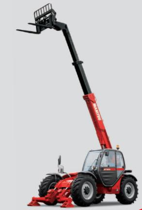 Телескопический погрузчик Manitou MT 1030 S