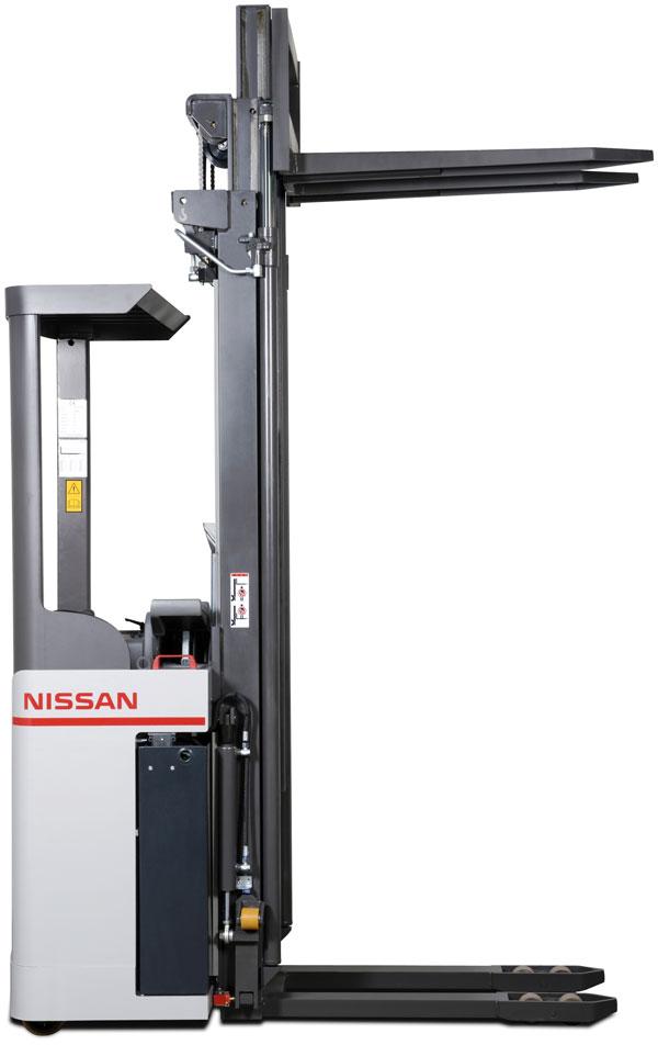 Штабелёр Nissan TS 120