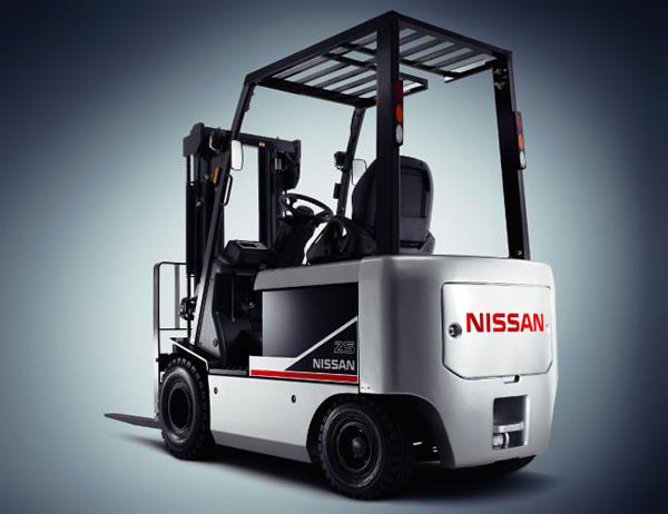 Вилочный погрузчик Nissan BX-30