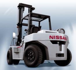 Вилочный погрузчик Nissan WF05H70U