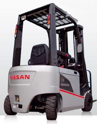 Вилочный погрузчик Nissan TX4-20