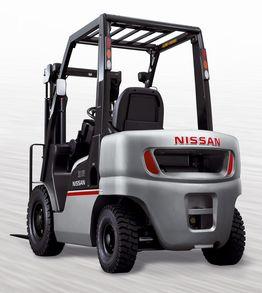 Вилочный погрузчик Nissan UGL02A35DU