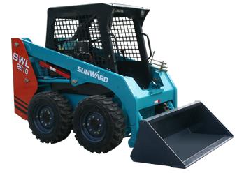 Фронтальный погрузчик SUNWARD SWL2810